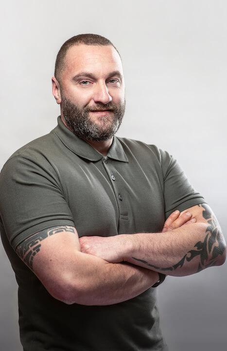 Стоматолог Максим Макаренко